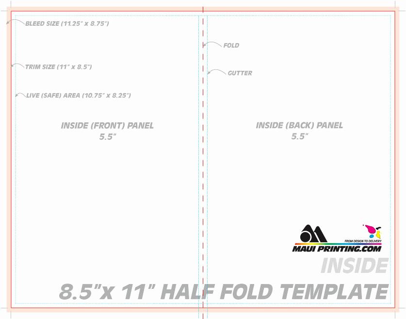 Half Fold Brochure Template Fresh Half Fold Brochure Template – Emmamcintyrephotography