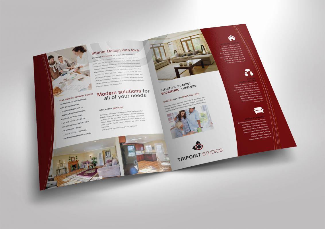 Half Fold Brochure Template Fresh Half Fold Brochure Template for Design Pany Marketing