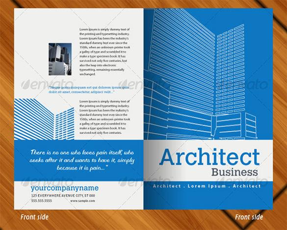 Half Fold Brochure Template Inspirational 36 Half Fold Brochure Templates
