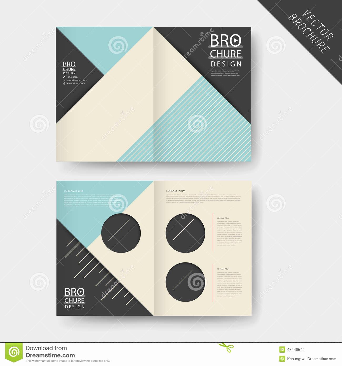 Half Fold Brochure Template Inspirational Half Fold Brochure Templates – Emmamcintyrephotography