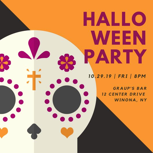 Halloween Party Invitation Template Lovely Customize 3 999 Halloween Party Invitation Templates