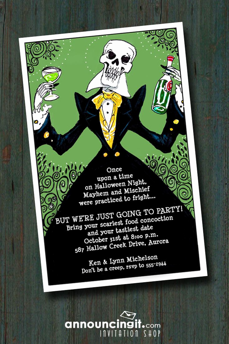 Halloween Party Invitation Templates Elegant Best 25 Adult Halloween Invitations Ideas On Pinterest
