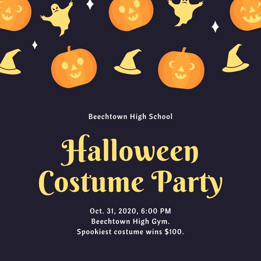 Halloween Party Invitation Templates Luxury Customize 3 999 Halloween Party Invitation Templates