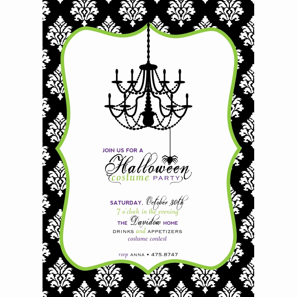 Halloween Party Invitations Templates Fresh Halloween Party Etiquette Hosting A Perfect Celebration