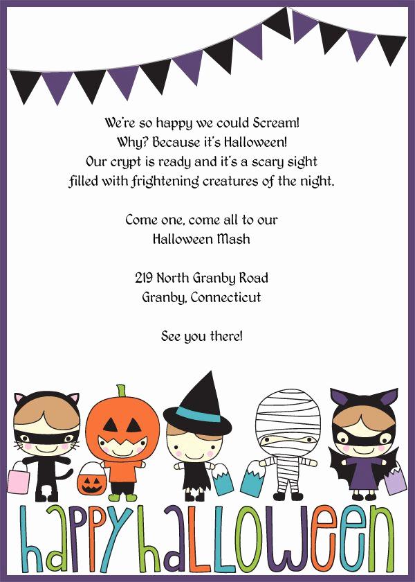 Halloween Party Invitations Templates Inspirational 25 Best Halloween Invitations Kids Ideas On Pinterest