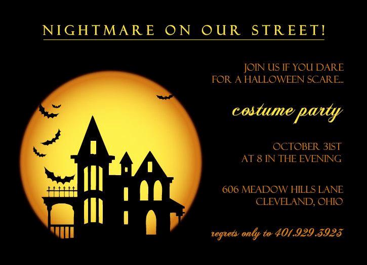 Halloween Party Invitations Templates Inspirational Best 25 Adult Halloween Invitations Ideas On Pinterest