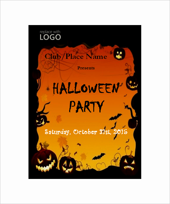Halloween Party Invites Templates Fresh 50 Microsoft Invitation Templates Free Samples