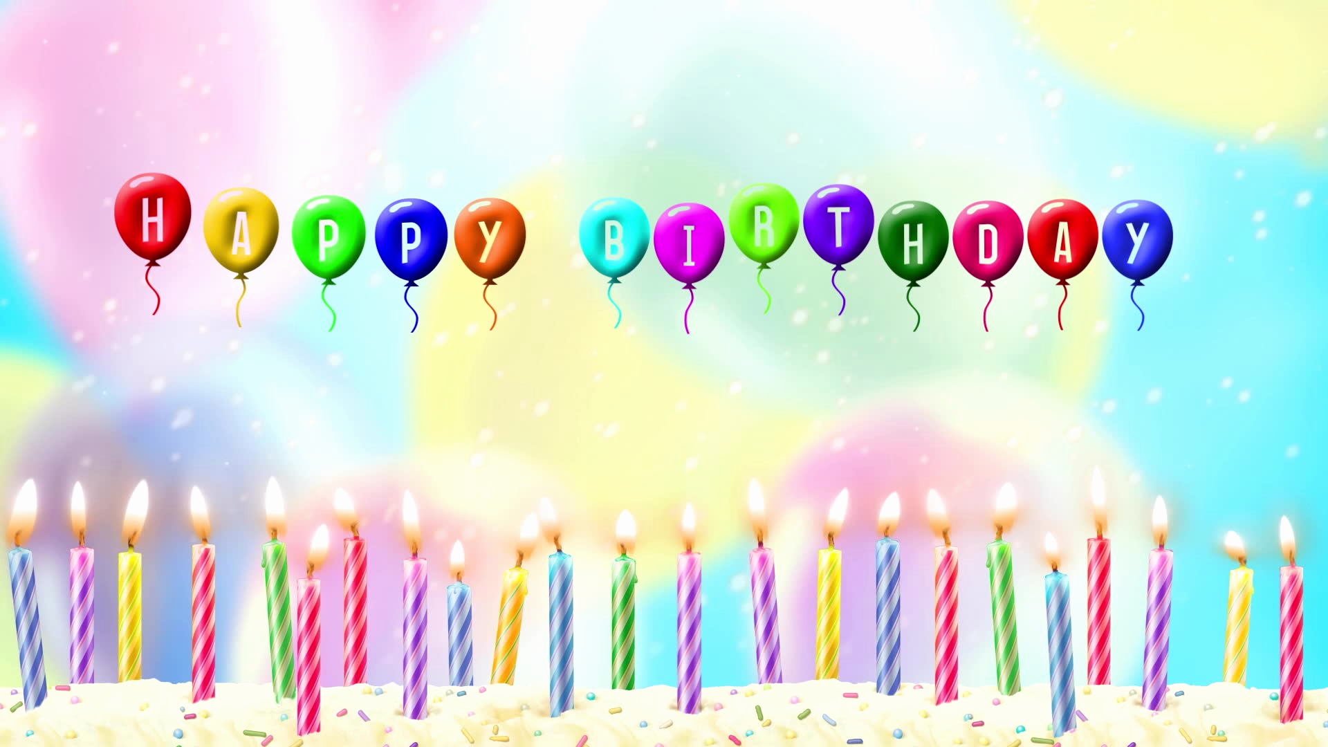 Happy Bday Wallpapers Free Awesome Happy Birthday Backgrounds