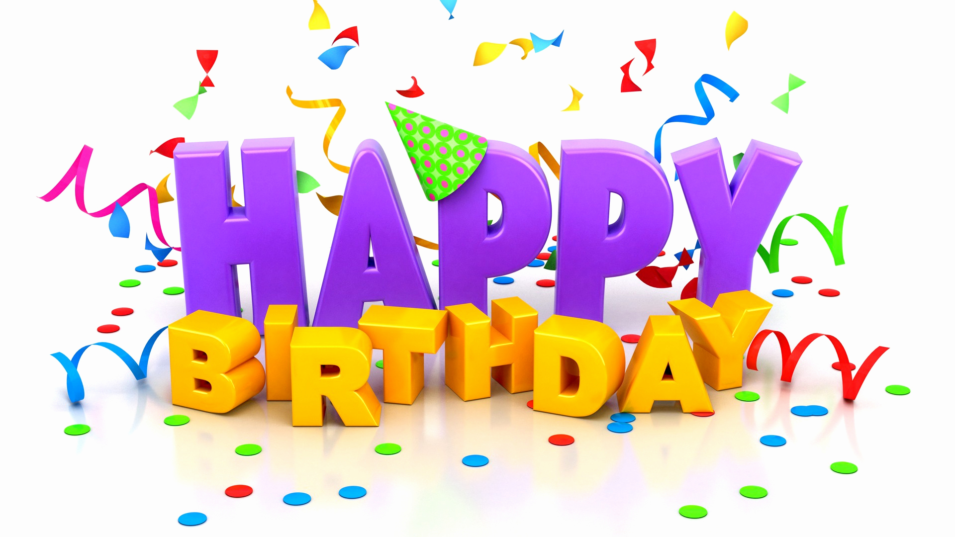 Happy Bday Wallpapers Free Awesome Happy Birthday Wallpapers Full Hd Free Download