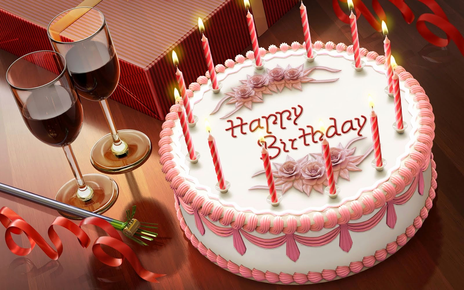 Happy Bday Wallpapers Free Best Of Happy Birthday Wallpapers