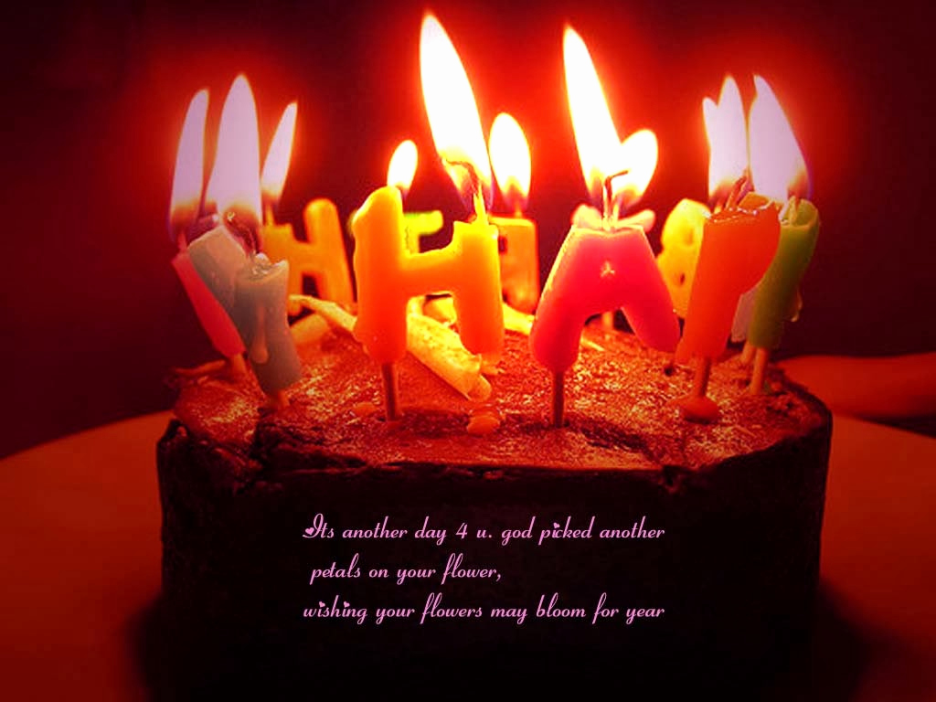 Happy Bday Wallpapers Free Lovely Happy Birthday Hd Free