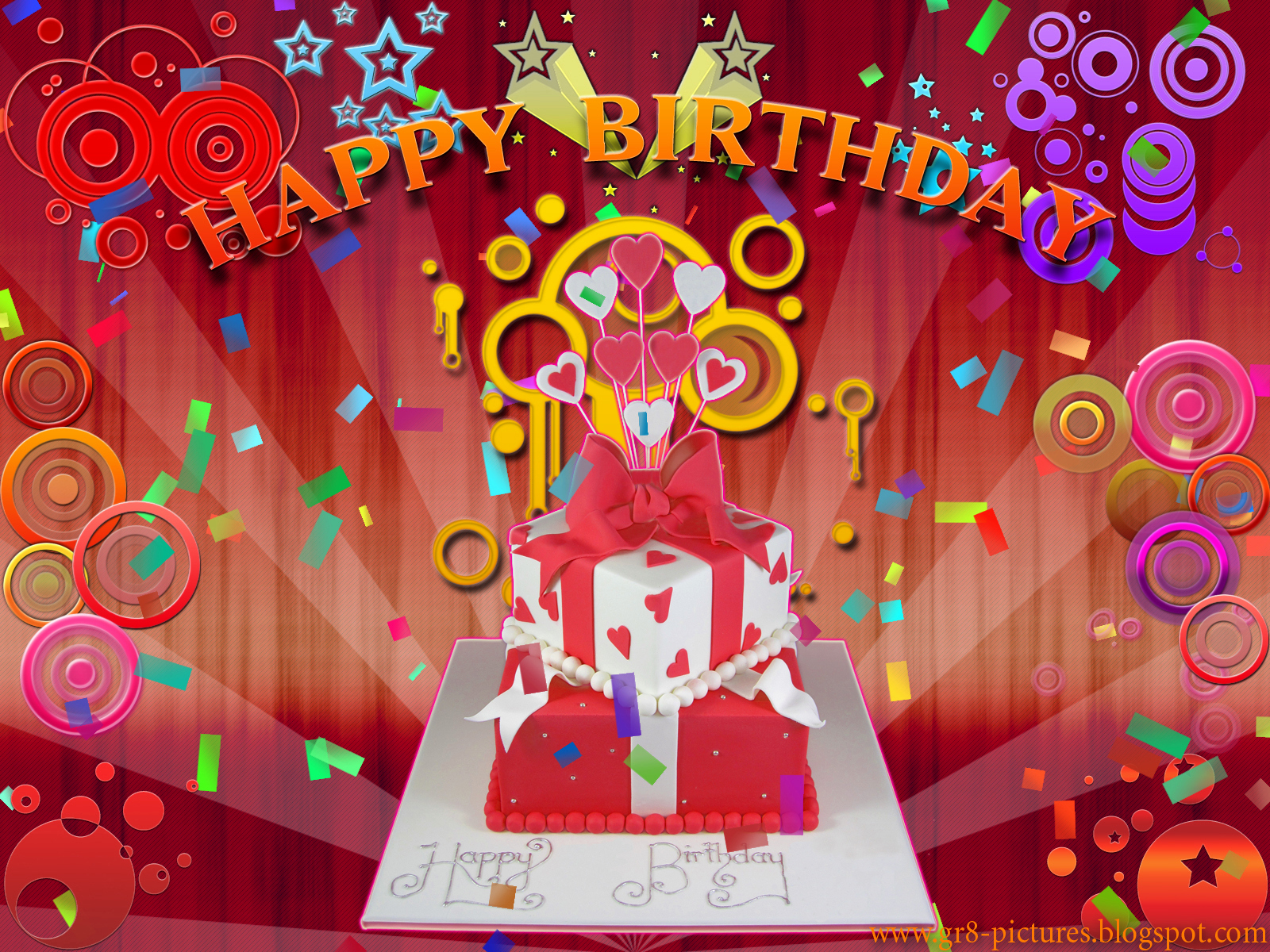 Happy Bday Wallpapers Free New Hd Wallpapers Birthday