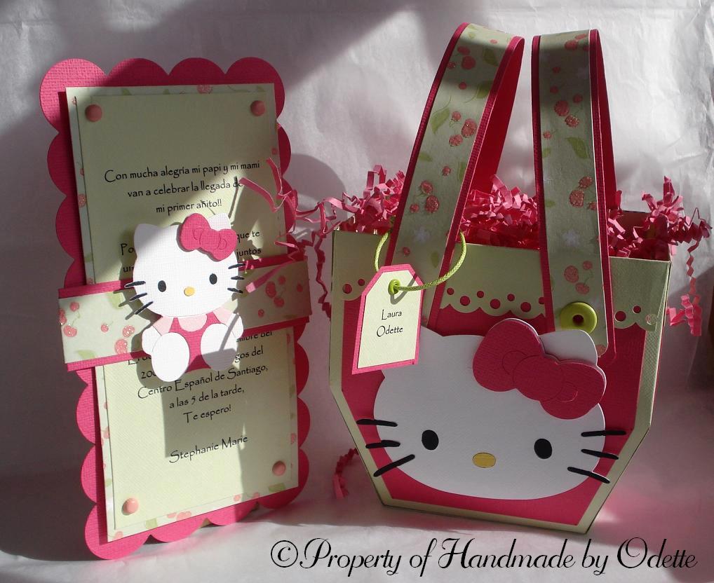 Hello Kitty Bday Invitations Fresh Hello Kitty Invitation …
