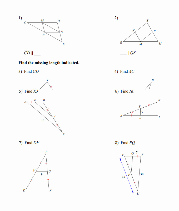 High School Geometry Worksheets Inspirational 16 Sample High School Geometry Worksheet Templates