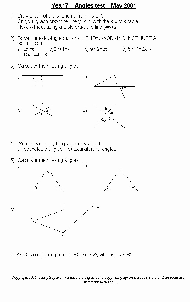 High School Geometry Worksheets Luxury 100 Best Images About Geometry Angles On Pinterest