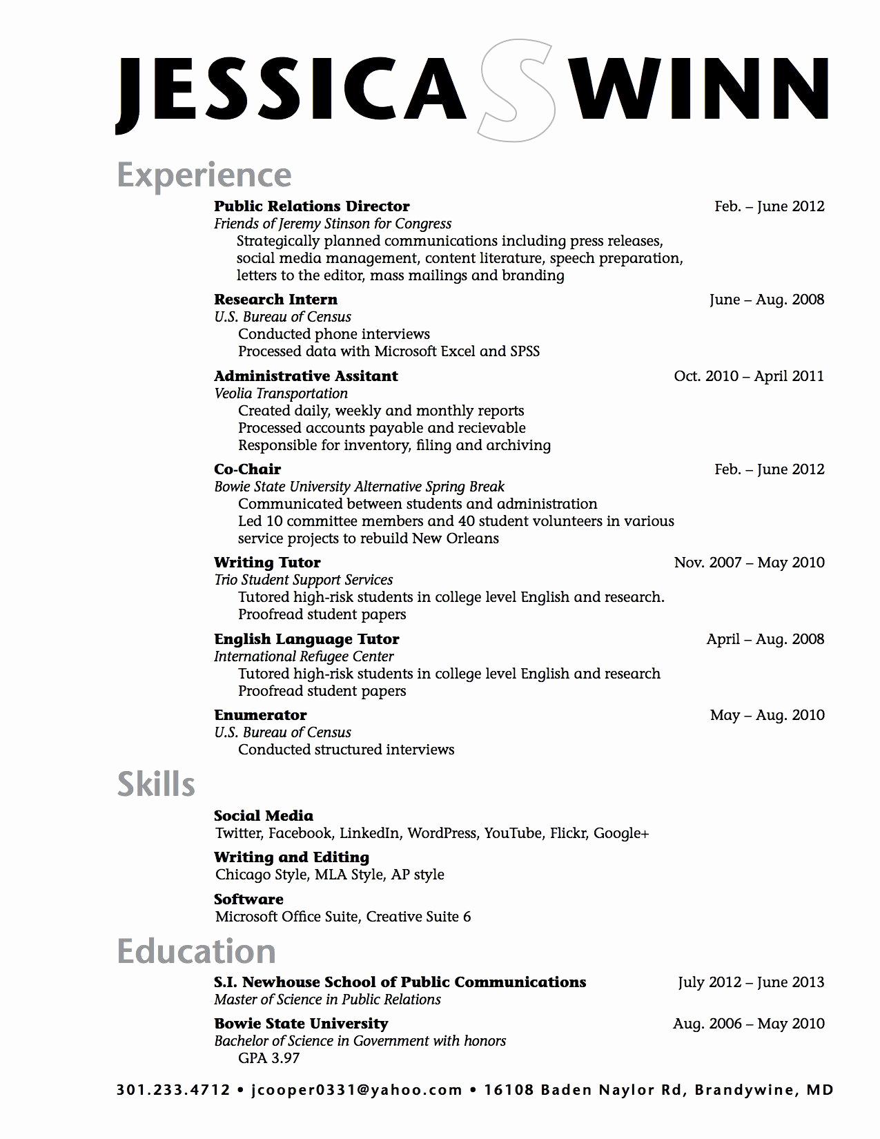 High School Student Resume Examples Luxury Sample High School Student Resume Example Resume