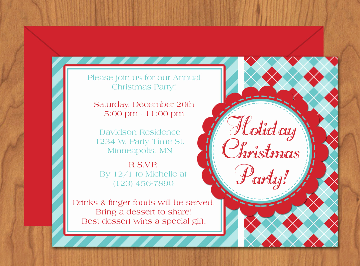 Holiday Party Invitation Template Best Of Christmas Party Invitation Editable Template Microsoft