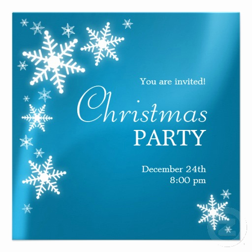 Holiday Party Invitation Template Elegant Start Planning Your Christmas Party now