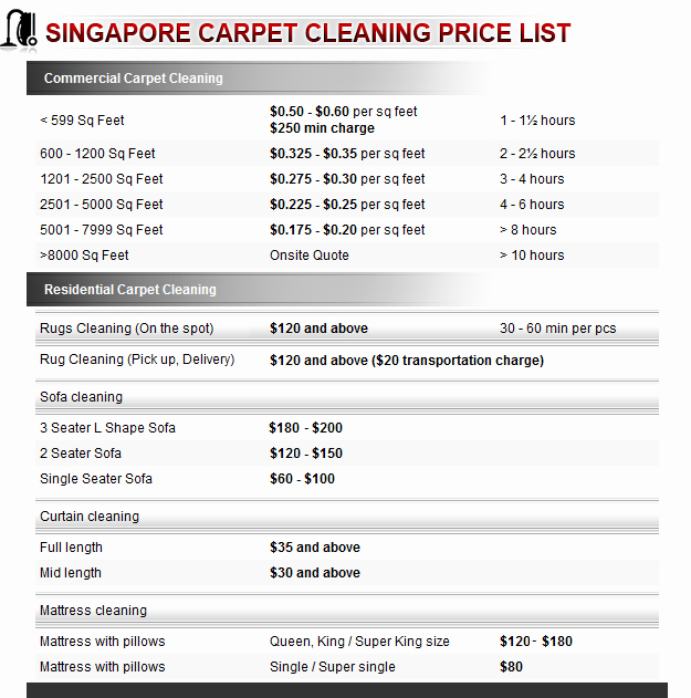 Home Cleaning Services Price List Fresh How Much Does It Cost for Carpet Cleaning Services In