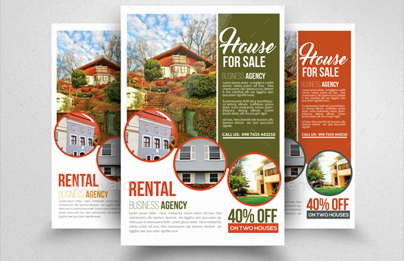 House for Sale Flyer Beautiful 9 for Sale Flyers Designs Templates