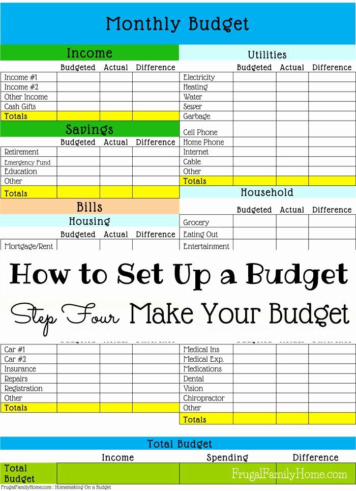 Household Budget Template Printable Fresh Best 25 Printable Bud Sheets Ideas On Pinterest