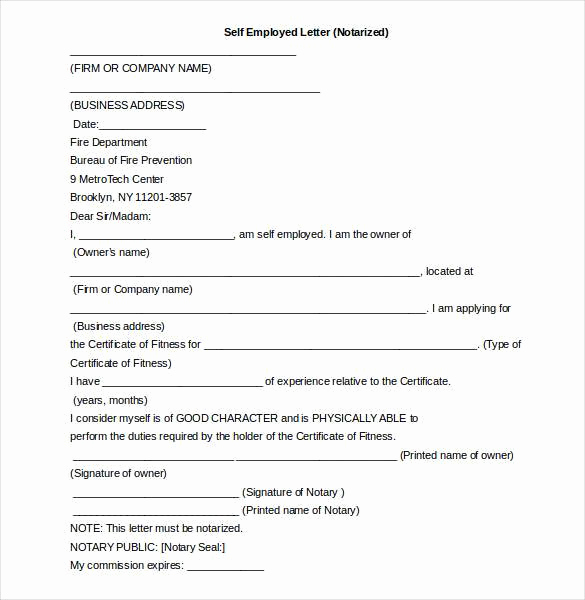 How to Notarize A Letter Beautiful Notarized Letter
