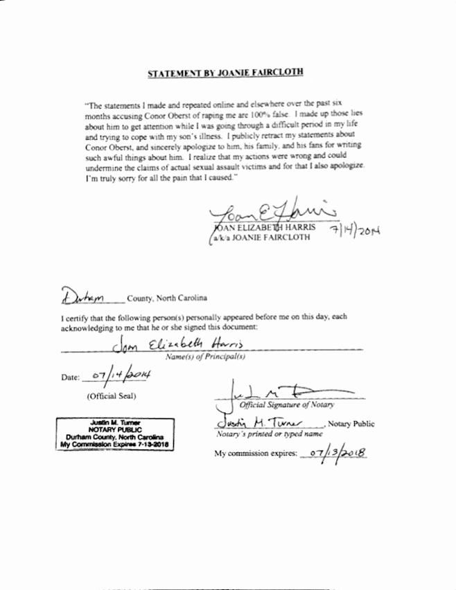 How to Notarize A Letter Fresh Best S Of Writing A Notarized Statement Sample