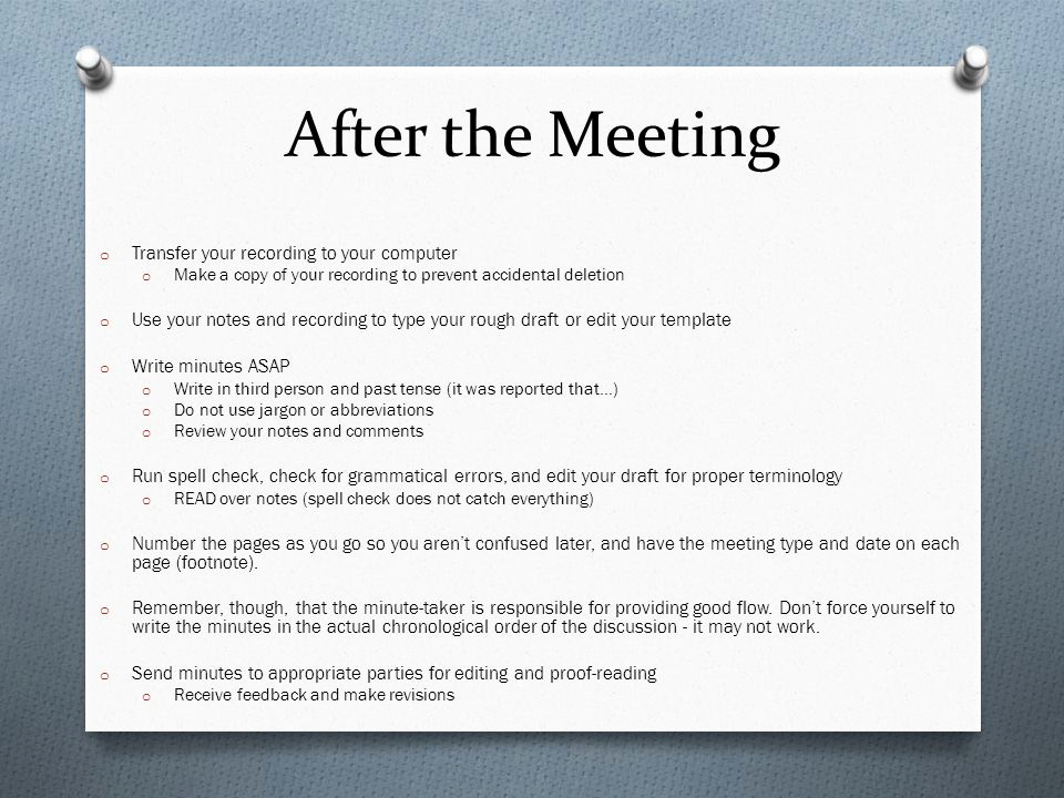 How to Write Minutes Fresh Meeting Minutes Workshop Ppt Video Online
