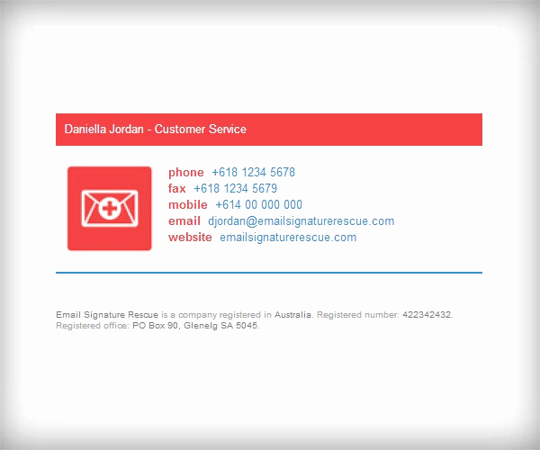 Html Email Signature Template Best Of 33 Best Email Signatures Images On Pinterest