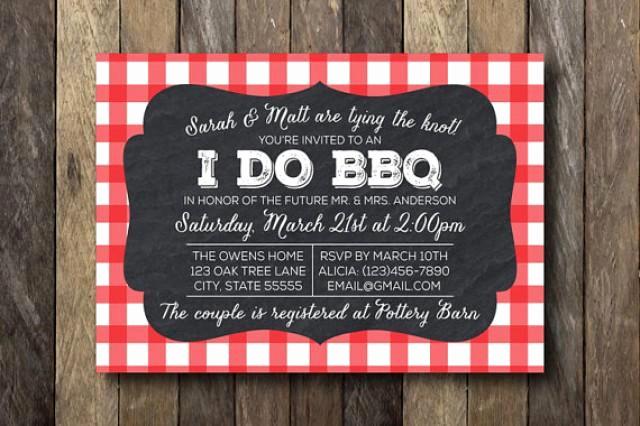 I Do Bbq Invitations Best Of I Do Bbq Invitation Printable Shower Invite Engagement