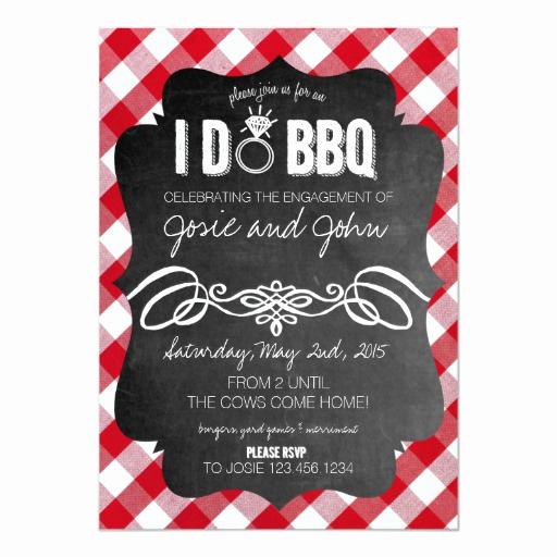 I Do Bbq Invitations Lovely I Do Bbq Invitation