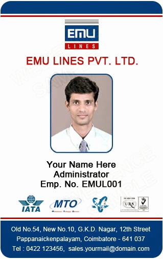 Identification Card Online Free Elegant Id Card Coimbatore Ph Free Id Card