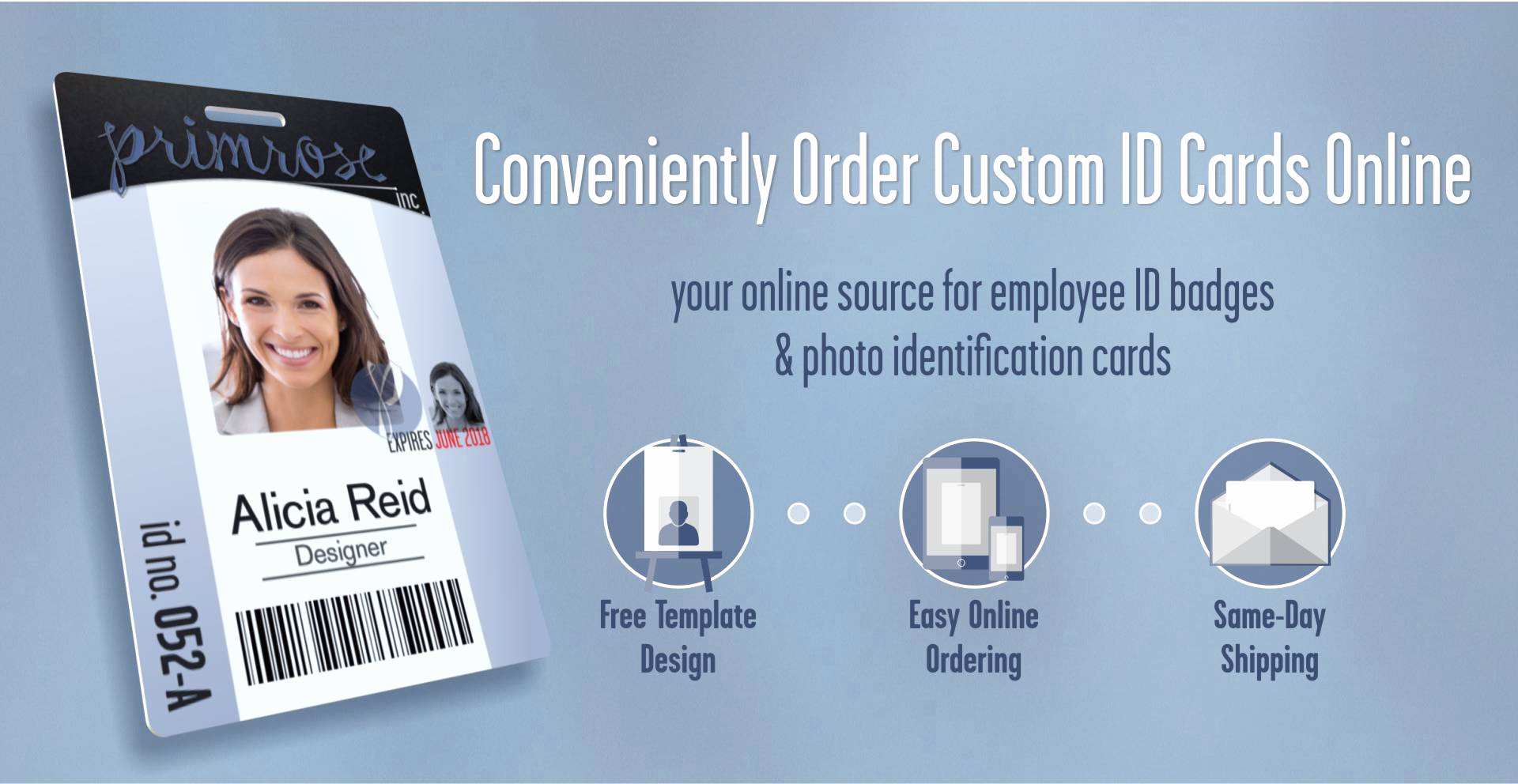 Identification Card Online Free Fresh Instantcard