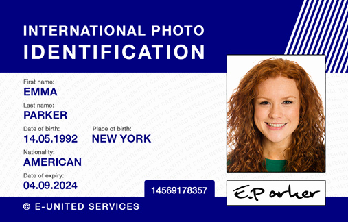 Identification Card Online Free Lovely Fake Id
