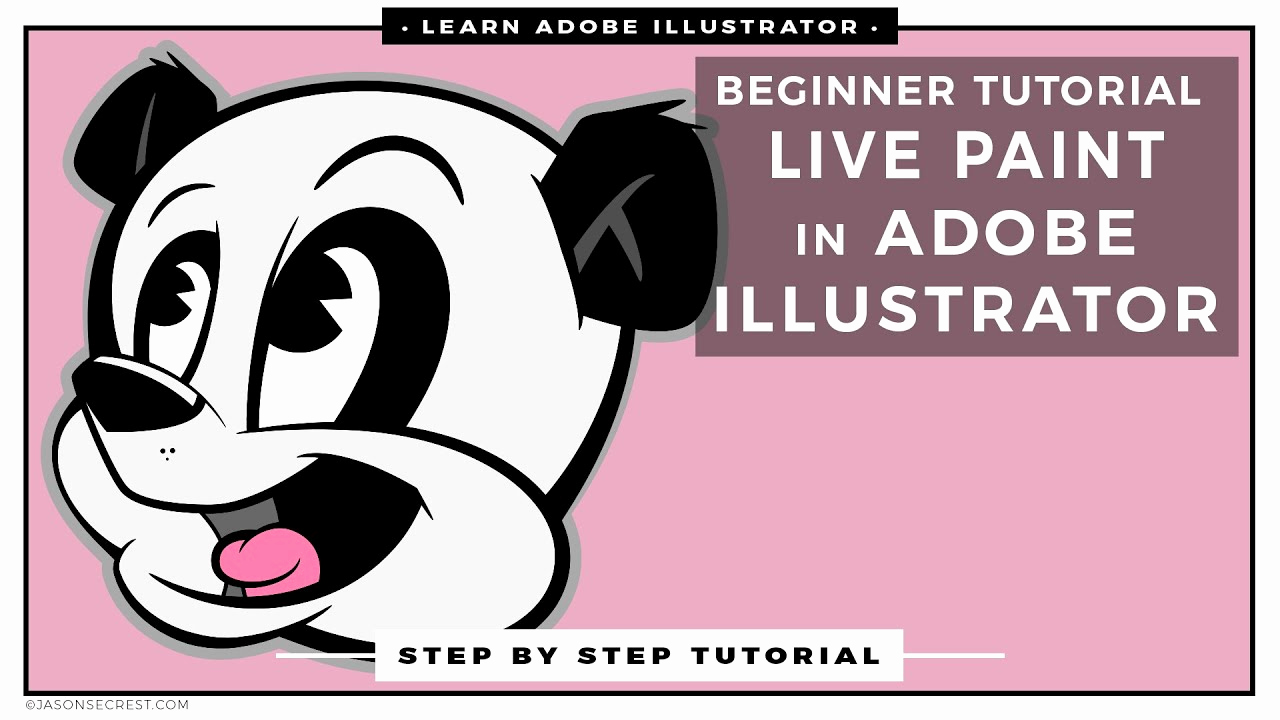 Illustrator Tutorials for Beginners Lovely Beginner Illustrator Tutorial Using Pen tool and Live