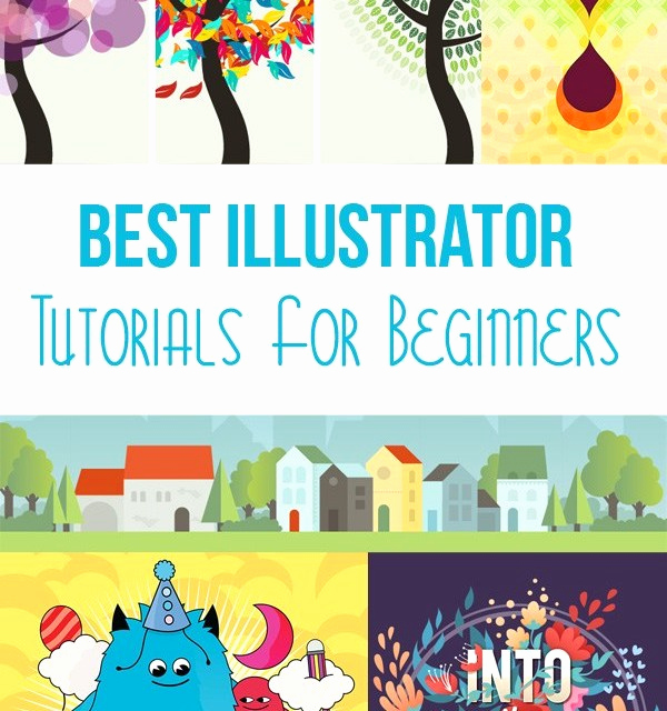 Illustrator Tutorials for Beginners New Best Illustrator Tutorials for Beginners Journous