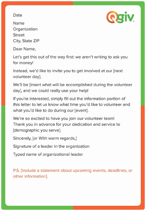 In Kind Donation Letter Fresh asking for Donations the Nonprofit S Guide [free