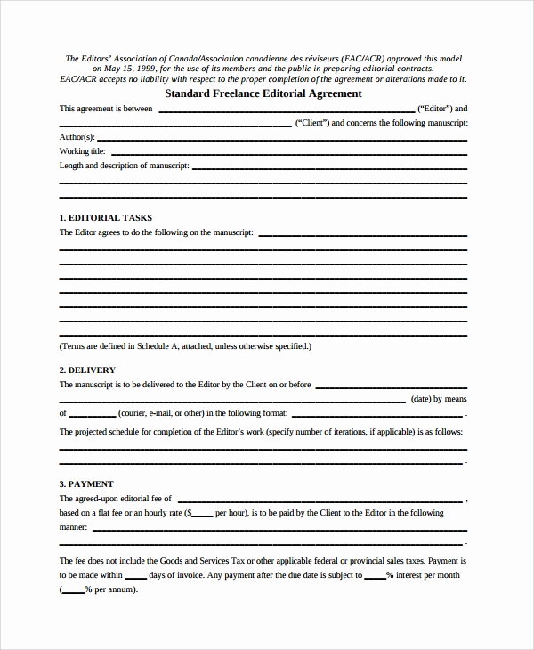 Independent Contractor Agreement Pdf Inspirational Sample Independent Contractor Agreement 22 Documents