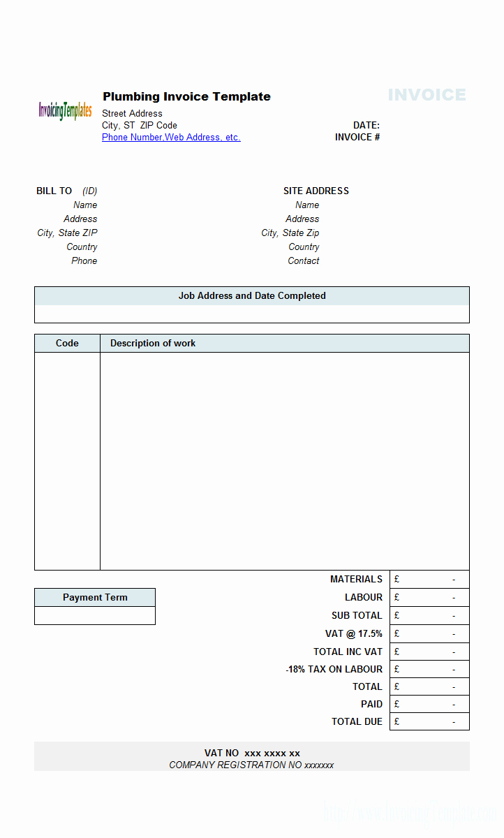 Independent Contractor Invoice Template New Independent Contractor Invoice Template Excel