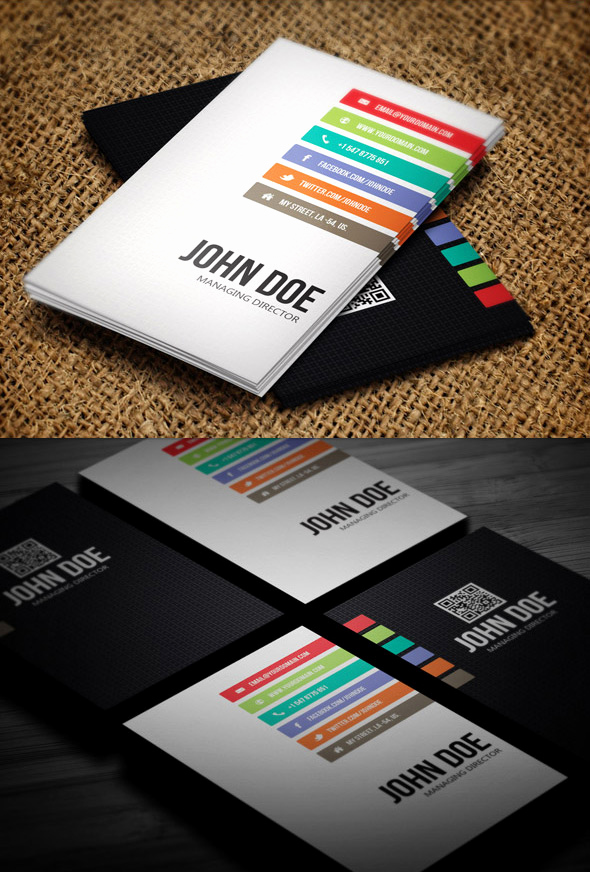 Indesign Business Card Template Best Of 15 Premium Business Card Templates In Shop