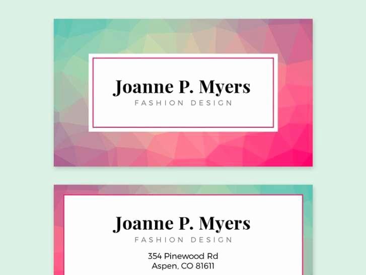 Indesign Business Card Template Inspirational Indesign Business Card Template Free – Illustrator