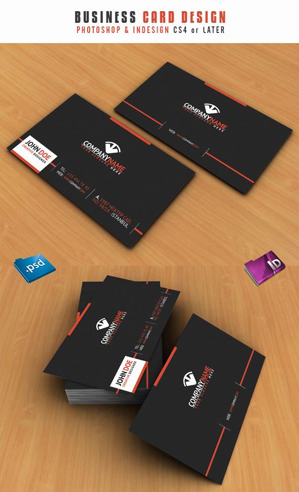 Indesign Business Card Template Luxury 15 Premium Business Card Templates In Shop