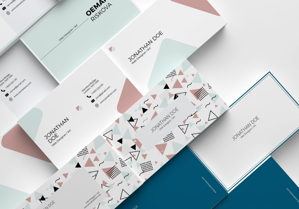 Indesign Business Card Template Unique 65 Fresh Indesign Templates and where to Find More Redokun