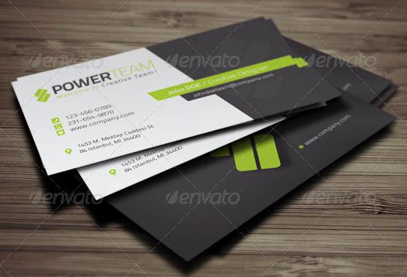 Indesign Business Cards Templates Beautiful 22 Creative Indesign Business Card Templates – Design Freebies