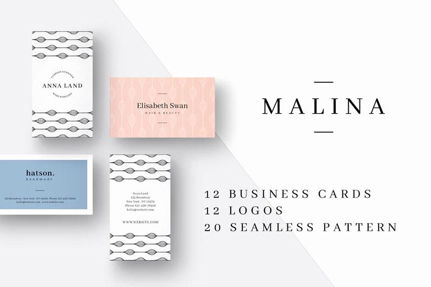 Indesign Business Cards Templates Inspirational 60 Time Saving Print Templates for Adobe Indesign & Shop
