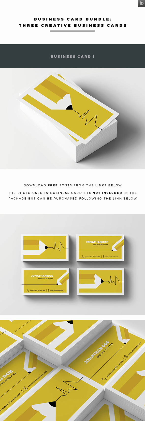 Indesign Business Cards Templates Luxury 15 Premium Business Card Templates In Shop
