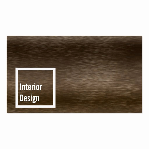 Interior Design Business Cards Beautiful Stylish Dark Wood Interior Design Business Card