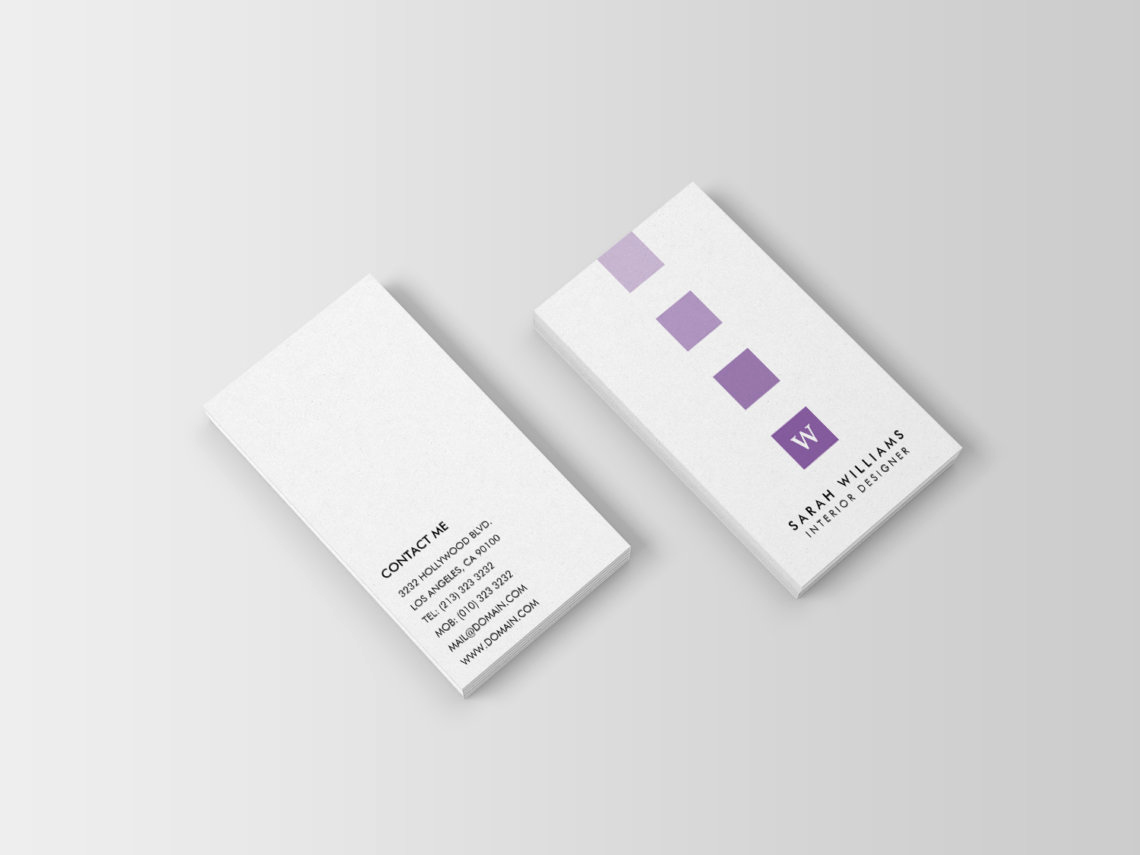 Interior Design Business Cards Best Of Interior Designer Monogram Business Cards J32 Design
