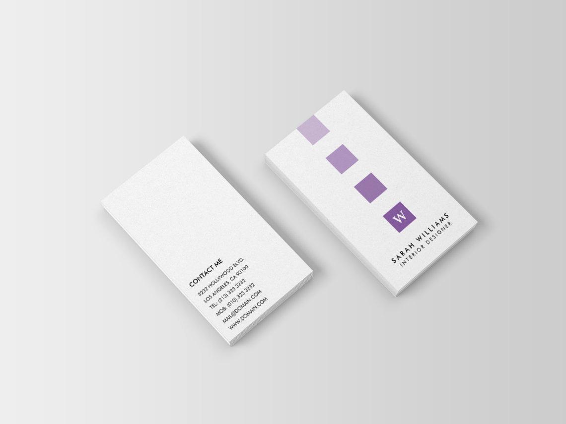 Interior Design Business Cards Best Of Interior Designer Monogram Business Cards J32 Design