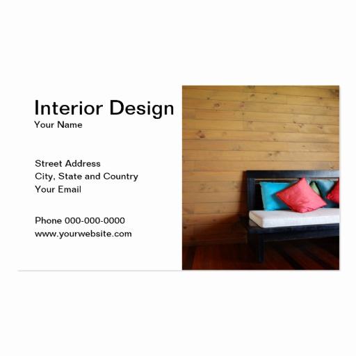 Interior Design Business Cards Elegant Interior Design Business Card Business Card